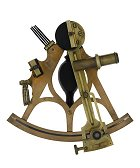 Alexander Baharie and Son Sextant